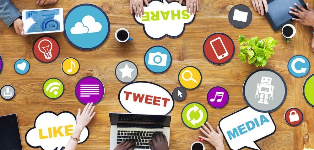 Social Media – Get Social!