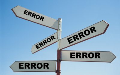 The 7 Errors People Make on Their Professional Resumes