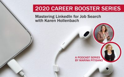2020 Career Booster Series Ep 1: Mastering LinkedIn for Job Search with Karen Hollenbach