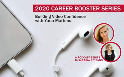 2020 Career Booster Series Ep 2: Building Video Confidence with Yana Martens